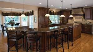kitchen island stove island stove top kitchen traditional with breakfast bar ceiling