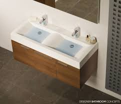 Double Basin Vanity Roper Rhodes Envy Double Basin Vanity U0026 Large Mirror Walnut