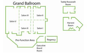 Floor Plan Wedding Reception Wedding Reception Venue Austin Conference Center Mn