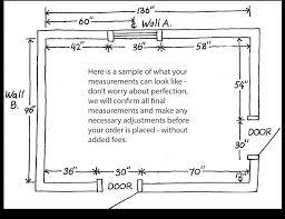 Kitchen Design Graph Paper How To Measure Your Kitchen Norfolk Kitchen U0026 Bath