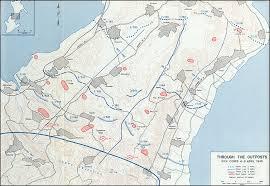 The Pinnacle, Battle of Okinawa