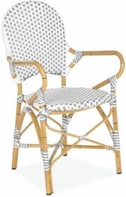 wicker stacking arm chairs foter
