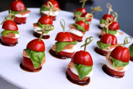 easy vegetarian canapes cold buffet food service brighton and hove catering