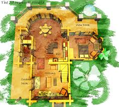 storybook house floor plans