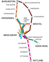 Vermont bus travel images Actr svg