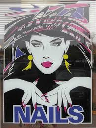 nail salons and the enduring legacy of patrick nagel http www