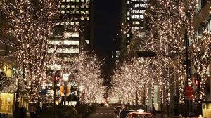 slider tokyo dome city winter lights garden amuzen culture