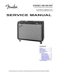 service manual black magic amplifiers