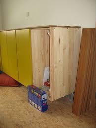suspended wall cabinet ivar ikea hackers ikea hackers