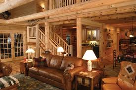 Log Home Decorating Tips Log Home Living Room Ideas Kyprisnews