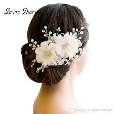 fashion hair ornaments wedding hair accessories floral headdress