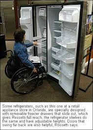 Handicap Accessible Kitchen Cabinets by 10 Features To Consider In An Accessible Kitchen U2013 Nd Assistive