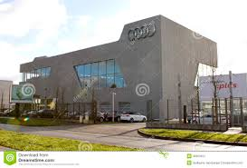 audi headquarters audi company editorial photo image of markets facilities 49353431