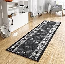 tapis pour cuisine tapis de cuisine gris tapis motif patchwork gris clair circus