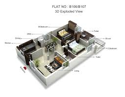 Indian Home Design 2bhk by 2 Bhk House Plans In Indian