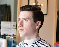 before and after thinning mens haircut barber brian burt before and after men s haircuts