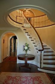Curved Stairs Design 74 Best Curved Staircase U0026 Walls Images On Pinterest Stairs