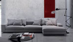 sofa with wide chaise double chaise sectional yay or nay throughout sectional sofa with
