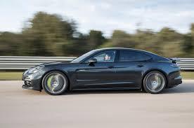 2018 porsche panamera turbo s e hybrid first drive review