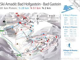 Bad Gastein Skifahren Amadé Bad Hofgastein Bad Gastein