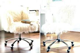 faux fur desk chair fluffy desk chair fluffy office chair fluffy desk chair awesome