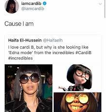 El Meme - dopl3r com memes iamcardib iamcardib cause l am haifa el