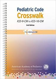 Icd 9 To Icd 10 Conversion Table by Pediatric Code Crosswalk Icd 9 Cm To Icd 10 Cm Coding