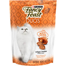 target free fancy feast cat treats