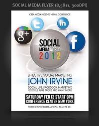 social media brochure template 30 free poster flyer templates in psd ginva