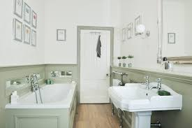 Period Bathroom Fixtures by A Bathroom Combining Classic And Contemporary Style Real Homes