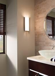 Led Lighting Bathroom Ideas 97 Best Bathroom Lighting Ideas Images On Pinterest Bathroom