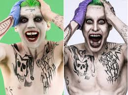 how to make squad s the joker costume for brit co