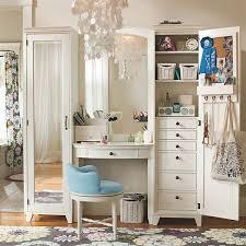 Chelsea Desk Simply White Girls Dressing Room Dressing Room - Dressing room bedroom ideas
