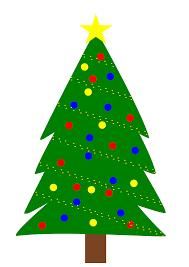 clipartist net clip art xmas tree 3 coloring book colouring