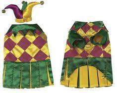 Female Dog Halloween Costumes Zack U0026 Zoey Court Jester Joker Female Dog Mardi Gras