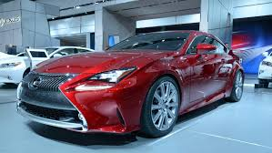 lexus rc coupe actor lexus releases its inner coupe audaciously energetic design
