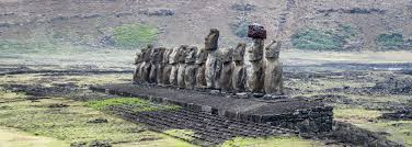 Easter Island Map Easter Island Why Are There Giant Statues On A Mysterious Pacific