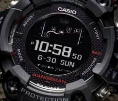 Jam Tangan G Shock Pertama jam tangan casio g shock rangeman gpr b1000 new upgraded jam