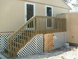 Deck Stair Handrail Outdoor Step Railing Ideas How To Select The Best Outdoor Stair