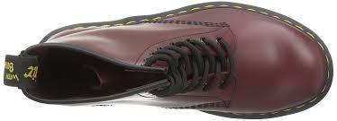B Otisch Klein Dr Martens Unisex Erwachsene 1460z Dmc Sm Combat Boots Amazon De