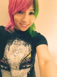 asuka hair asuka 明日華 on you must buy asuka t shirt