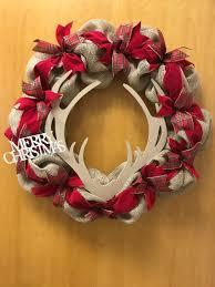 wreath christmas wreath holiday wreath rag wreath plush wreath