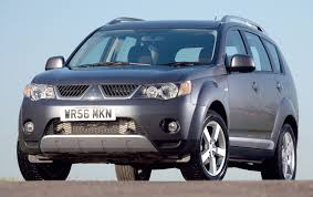 mitsubishi suv 2013 mitsubishi outlander estate review 2007 2013 parkers