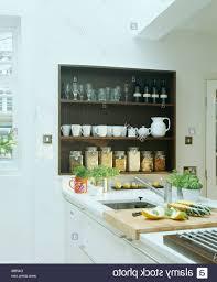 open shelves above kitchen sink u2022 kitchen sink