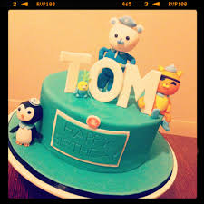 octonauts cake topper octonauts cake