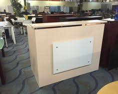 Reception Desk Shell Dfs Designs Reception Desk Shell Which Fits A 15 Monitor 60 W