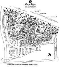 papakea resort map resort estate properties realty papakea