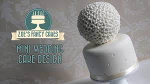 wedding cake tutorial mini wedding cake idea pomander spherical deisgn how to cake