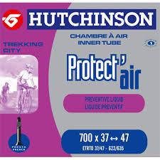 chambre a air vtc hutchinson protect air chambre à air vélo vtc 28