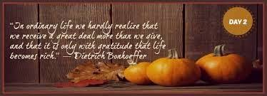 happy thanksgiving quotes of the meaning des